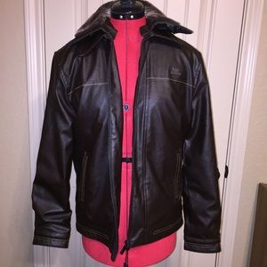 Emporio&Co Italian Leather Jacket